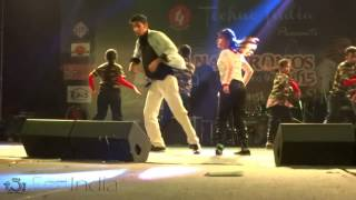 Awesome dance performance by enigma - a techno india dance group
