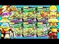Teenage Mutant Ninja Turtles Tmnt Stackable Mystery Figures Surprise Blind Boxes video