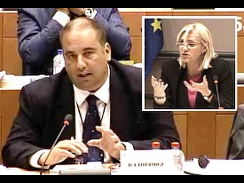 Defining the EU social engineering master plan - UKIP MEP Bill Etheridge