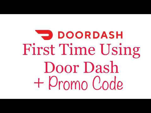 DoorDash Experience And How To | PROMO CODE FOR CHEAP FOOD!