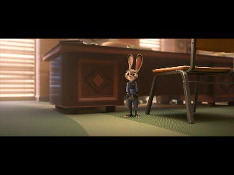 Zootopia: Judy Hopps Taking Case. HD