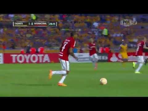Tigres 3 - 1 Internacional | Semifinal Copa Libertadores