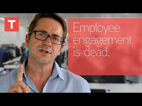 Employee engagement is dead. Long live employee experience.