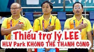 Trợ lý Lê Huy Khoa kể về tài năng của trợ lý Lee Young-jin và các trợ lý của thầy Park Hang Seo