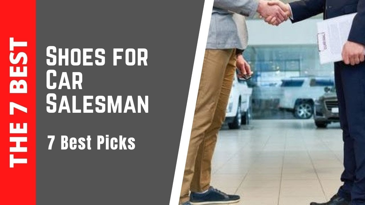 Best Shoes for Car Salesman - YouTube