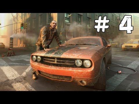 Прохождение игры Grand Theft Auto 4 ► # 4