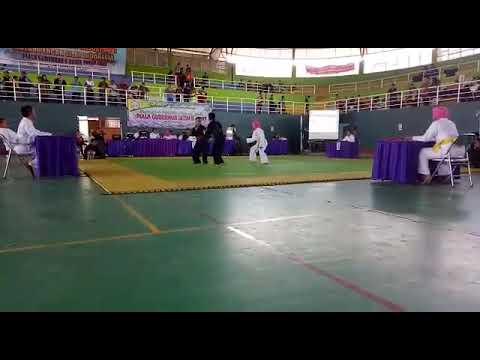 Kejurprov Rizal VS Taufik (kelas B putra remaja)