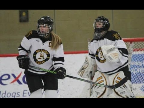 Adrian College ACHA Women's Hockey vs Scarborough Sharks