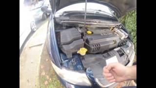 Почему двигатель не тянет? причина падение мощности