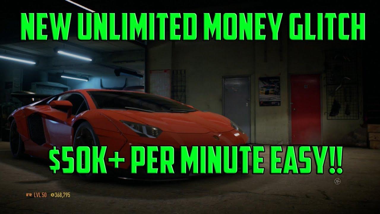 <b>Need</b> For <b>Speed</b> 2015 Glitches <b>NFS</b> Unlimited Money Glitch - $50k+ ...