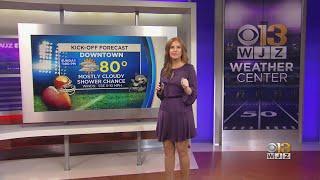 Friday Morning Weather With Meteorologist Meg McNamara