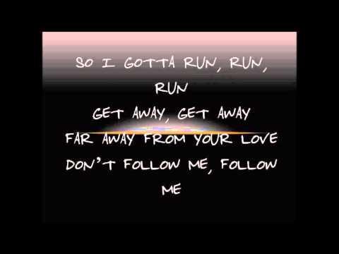 Run, Run, Run - Ryan Tyler (Lyrics)