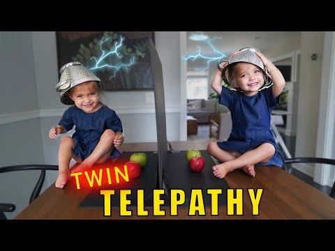 TWIN TELEPATHY CHALLENGE