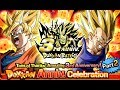 PART 2 OF GLOBAL'S 3 YEAR CELEBRATION IS HERE! KID GOHAN EZA + F2P GINYU FORCE! (DBZ: Dokkan Battle)