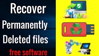 How to recover data from usb and external hard drive