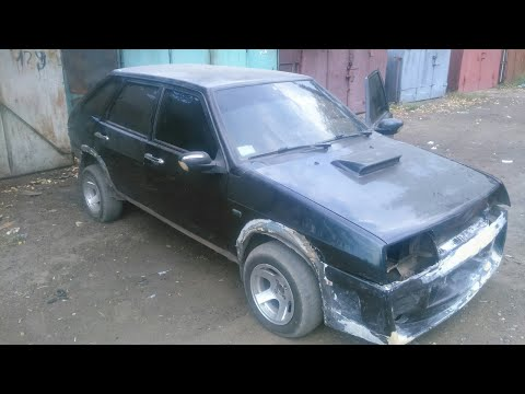 Восстановление ВАЗ 2109