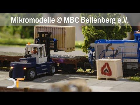 Mikromodelle zu Gast beim MBC Bellenberg e.V. Teil 1   RC 1:87