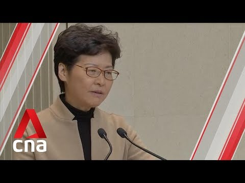 """""""Not uncommon"""" for PLA to undertake voluntary activities in Hong Kong, says Carrie Lam"""