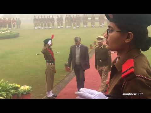 Republic Day Celebration 26th Jan 2018 at IIT Roorkee, India