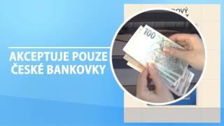 Používat vkladový bankomat je jednoduché