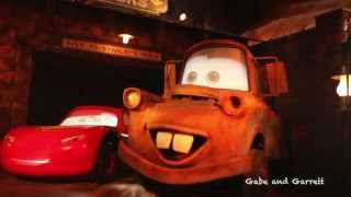 Radiator Springs Racers HD (Disney Cars Ride)