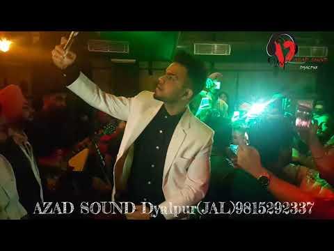 Akhil Live # Ministry Of Dreams Jalandhar # Azad Sound