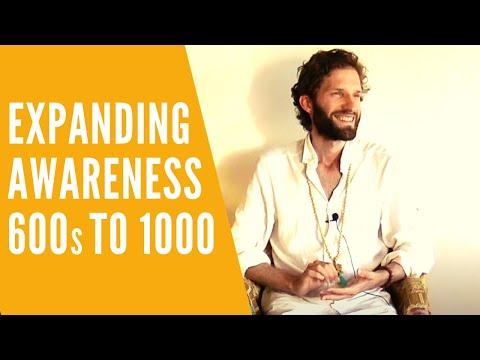 Practicing Presence and Expanding Awareness 600s to 1000 Satsang and Meditation
