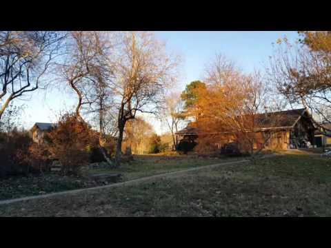 Twin Oaks Community - Louisa, VA - Nov 2016 walking tour