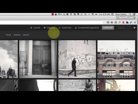 How to Create a Gorgeous Photography Website with SmugMug in