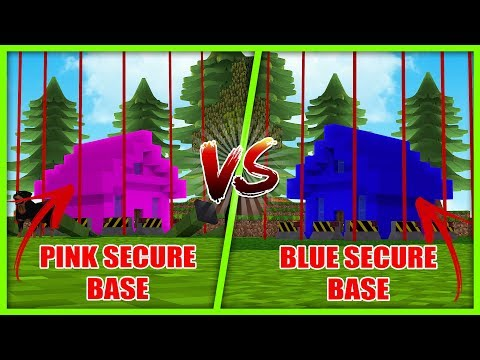 BOY V GIRL | MOST SECURE BASE | Little Kelly Plays