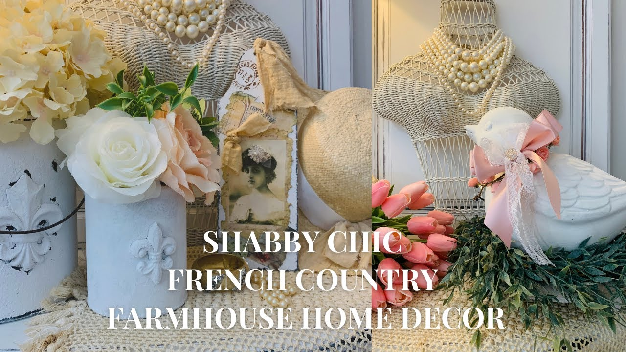 STYLING IDEAS & EASY HOME DECOR PROJECTS FOR YOUR HOME! DESIGNING DECOR USING IOD CLAY MOULDS!