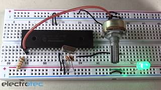 [Tutorial PIC #3 en Assembler] - Conversor ADC y PWM