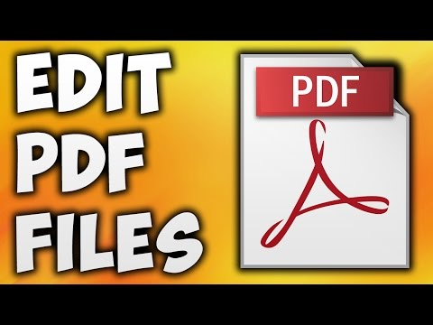 How To Edit Pdf File Online - Best Free Pdf Files Editor [BEGINNER'S TUTORIAL]
