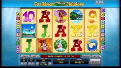 CARIBBEAN HOLIDAYS +BIG WIN! +BONUS! +FREE SPINS! online free slot SLOTSCOCKTAIL hhs