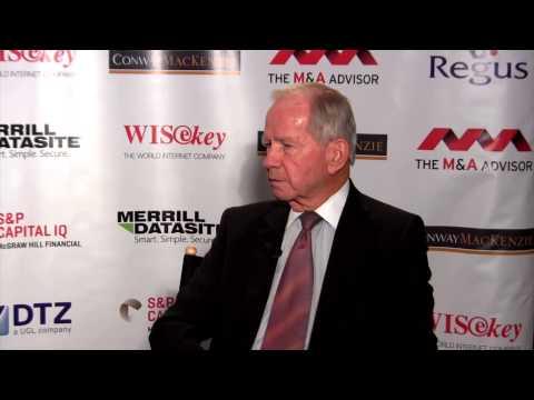 MandA.TV: Robert C. McFarlane - United States Energy Security Council