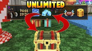 How To Open UNLIMITED Lucky Chests In Pixel Gun 3D *No Cheats/Hacks*