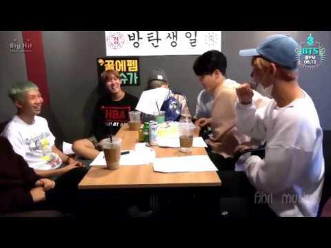 BTS - Taehyung coughing ( 2016 )