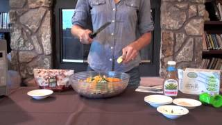 Cooking Demo:  Asian Quinoa Slaw