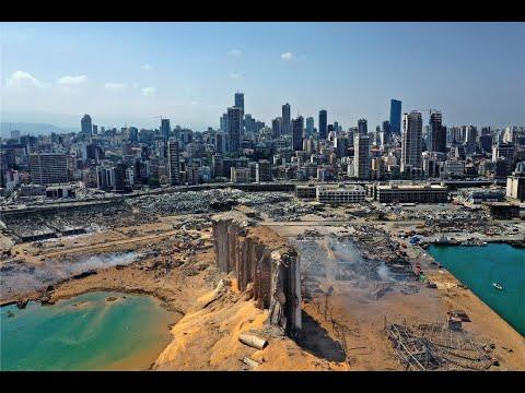 Beirut port News: 18 TikTok videos compilation