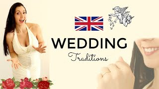 Gambar cover British Wedding Traditions | Learn British Culture #Spon