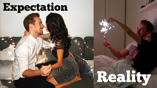 Unser ERSTES gemeinsames SILVESTER - Expectation vs. Reality | IschtarsLife