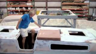Daggerboards Preview on BoatSmith's Wharram Ariki | 26 February 2013