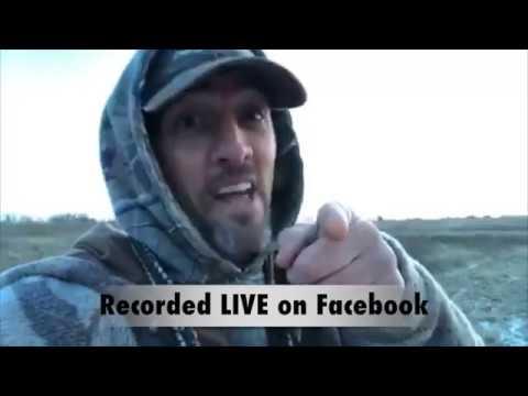 Missouri LIVE Coyote Hunt - February - Les Johnson