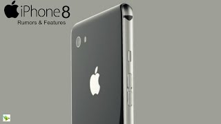 ★★iPhone 8 (2017) New Leak & Features: Release date, price, and news about Apple's iPhone 8  2017