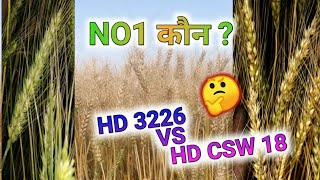 Hd 3226 vs HD CSW 18 .. best variety hd 3226 or hd csw18.