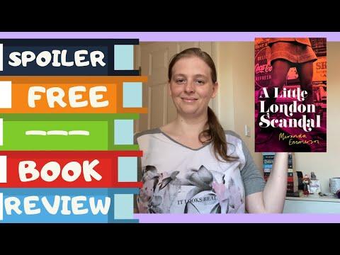 Book Review | A Little London Scandal | By Miranda Emmerson | Spoiler Free