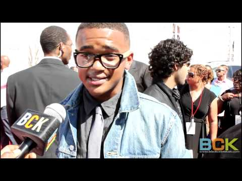 Taz James, Alia Rose, and More At The 2012 BET Awards