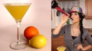 Citrus Limoncello Martini - By Laura Vitale - Laura In The Kitchen Episode 278