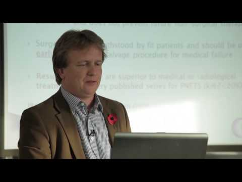 Surgery in NETs by Neil Pearce: NET Patient Foundation event for NET Cancer Day 2012