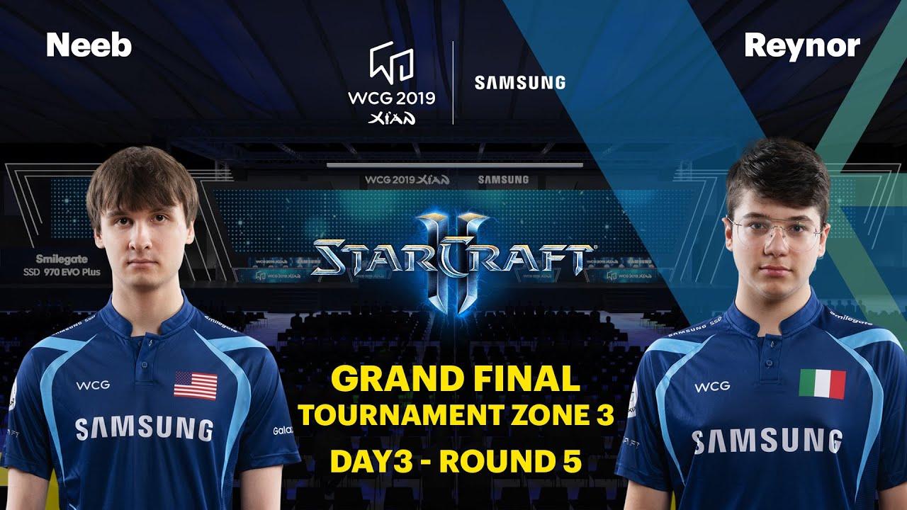 Repeat WCG 2019 Xi'an Grand Final, StarCraft 2 Loser's Final